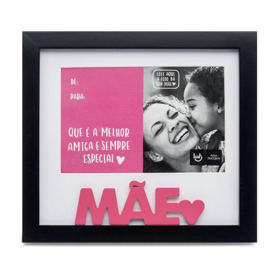Porta-Retrato Cartão Melhor Mãe