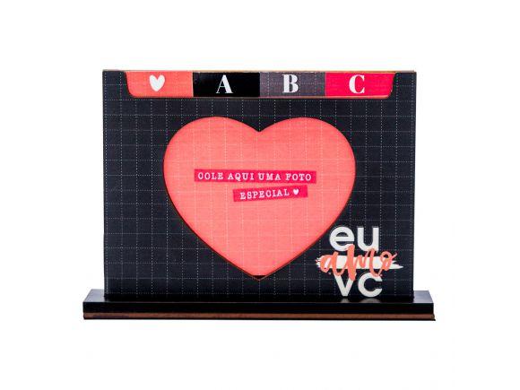 Porta-Retrato Dicionário - Eu & Vc Definição De Amor