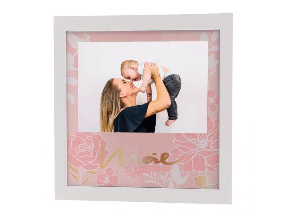 Porta-Retrato - Florescer Mãe