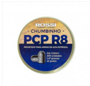 CHUMBINHO ROSSI PCP R8 5,5MM (200 UN)