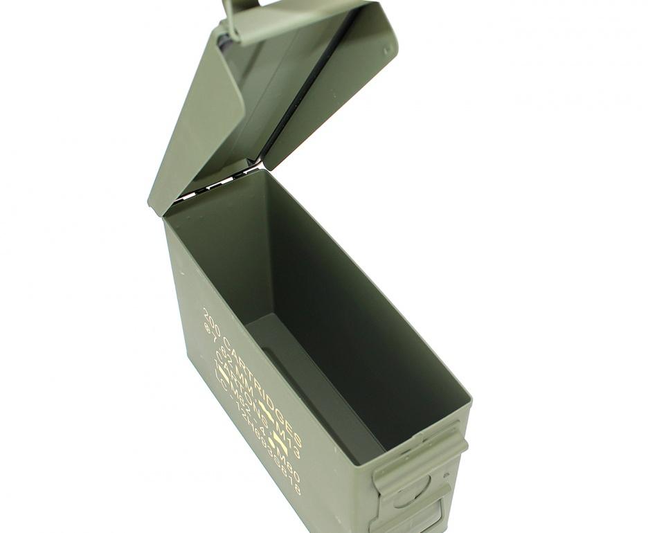 CAIXA DE MUNIÇÃO AMMO BOX NTK