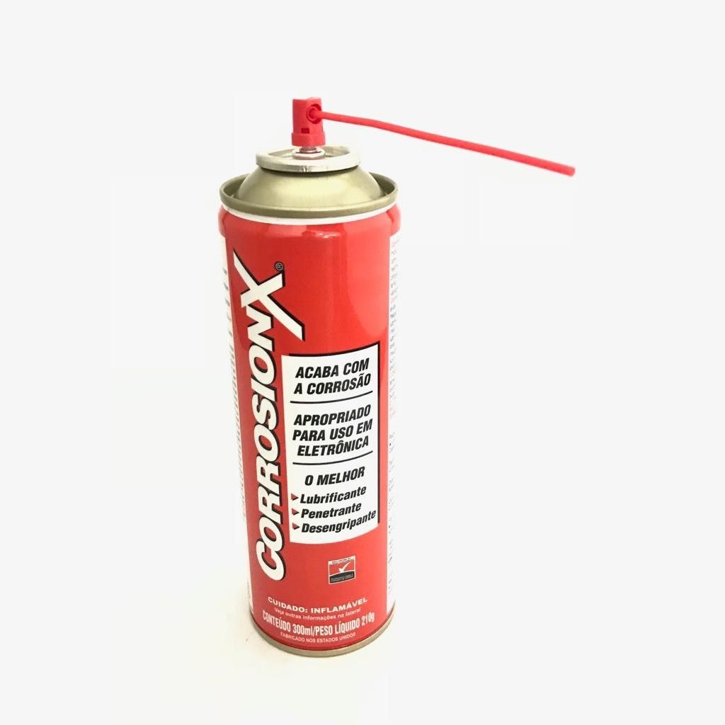 CORROSION  X AEROSOL ANTI-CORROSIVO E LUBRIFICANTE