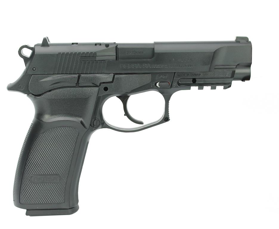 Pistola Airgun - ASG Modelo Bersa Thunder 9 Pro Ref 17302 -