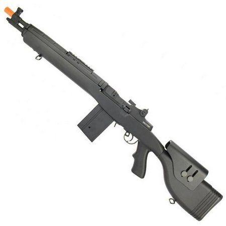 RIFLE AIRSOFT DMR  SOCOM M14 CM032F BK  CYMA