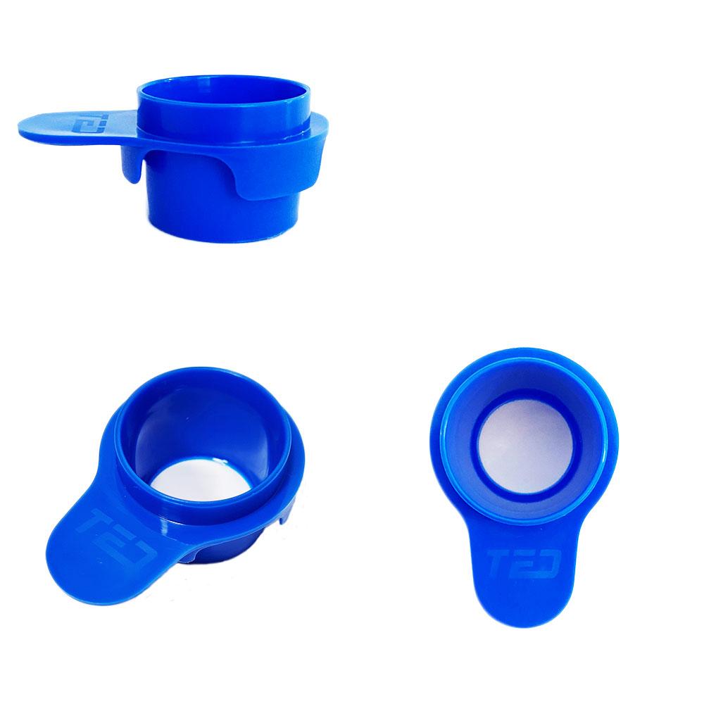 Microfiltro para Tubo 50ml 100 Micras Azul TED