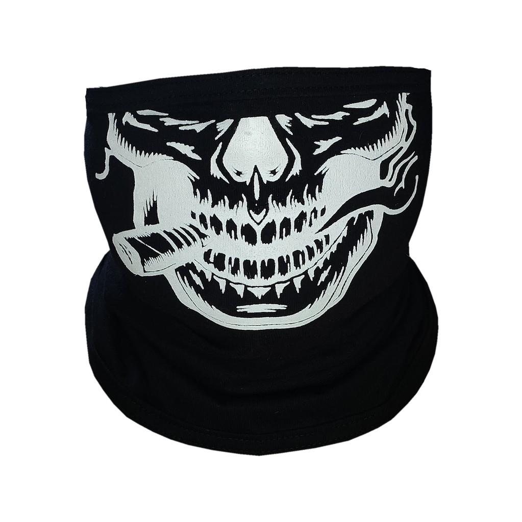 30 X Balaclavas Touca Ninja - Estampadas Algodão Lavável