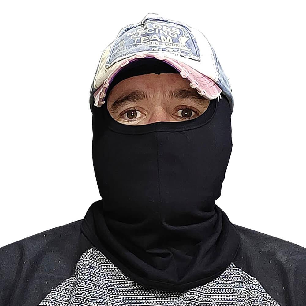 5 X Touca Ninja Balaclava Capuz - Moto Paintball Frio - Algodão