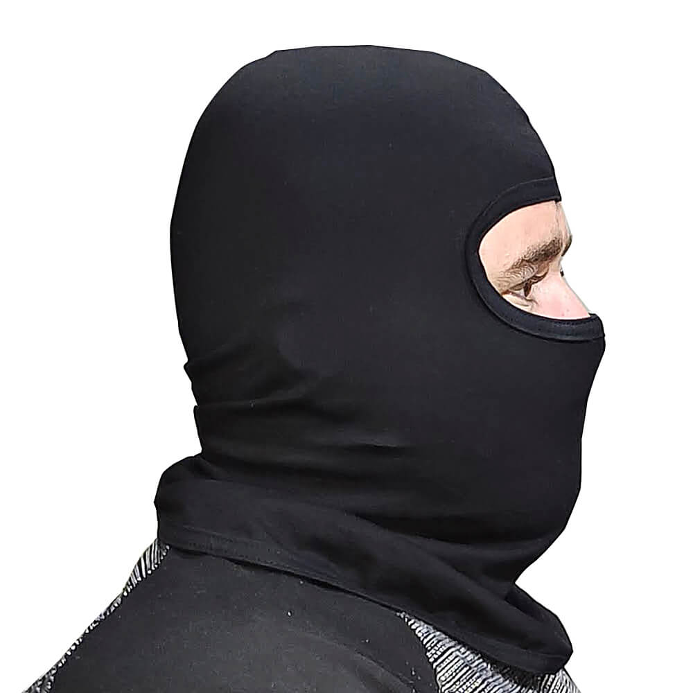 Kit 2 X Balaclava Capuz Touca Ninja Balaclava - Bike Moto Paintball Frio