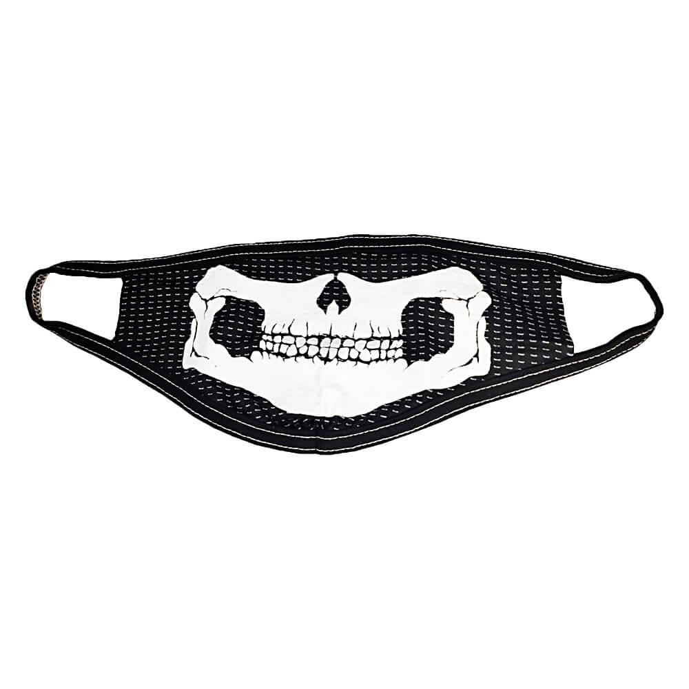 Kit com 50 Máscaras de Tecido Personalizada com Estampa -  (Para Revenda)