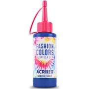 Aquarela Silk Acrilex 60 ml - Azul Cobalto