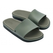 Chinelo Melissa Beach Slide Next Gen - Verde/Malva