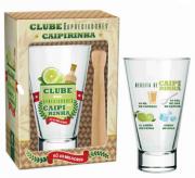 Conjunto Caipirinha Clube da Caipirinha