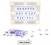 Luminária Customizável