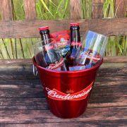 Mini Kit Cervejeiro Budweiser