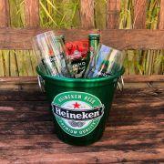 Mini Kit Cervejeiro Heineken