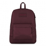 Mochila Escolar Jansport Mono SuperBreak - Dried Fig