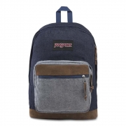 Mochila Escolar Jansport Right Pack Expressions - Double Denim