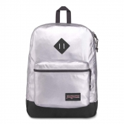 Mochila Escolar Jansport Super FX - Silver Light