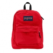 Mochila Escolar Jansport SuperBreak - Red Tape