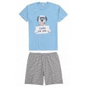 Pijama Cara de Um Pai