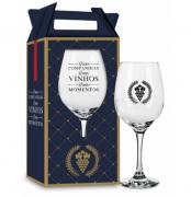 Taça Vinho Boas Companhias Bons Vinhos