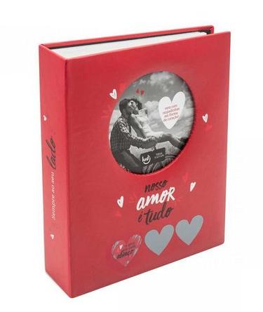 Álbum Raspadinha Amor é Tudo