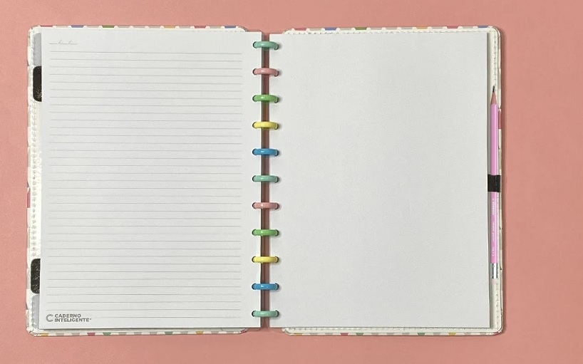 Caderno Inteligente Tutti - Grande