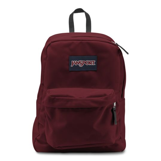 Mochila Escolar Jansport SuperBreak - Viking Red
