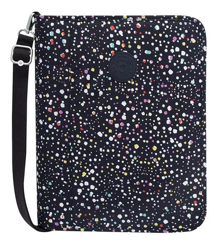 New Storer Fichário Kipling - Happy Dots