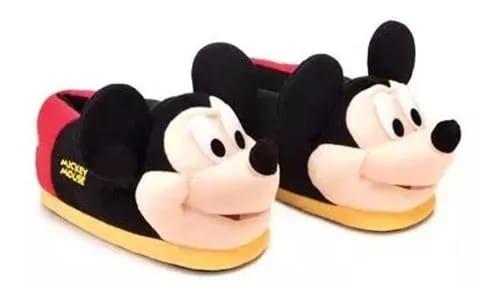 PANTUFA 3D MICKEY