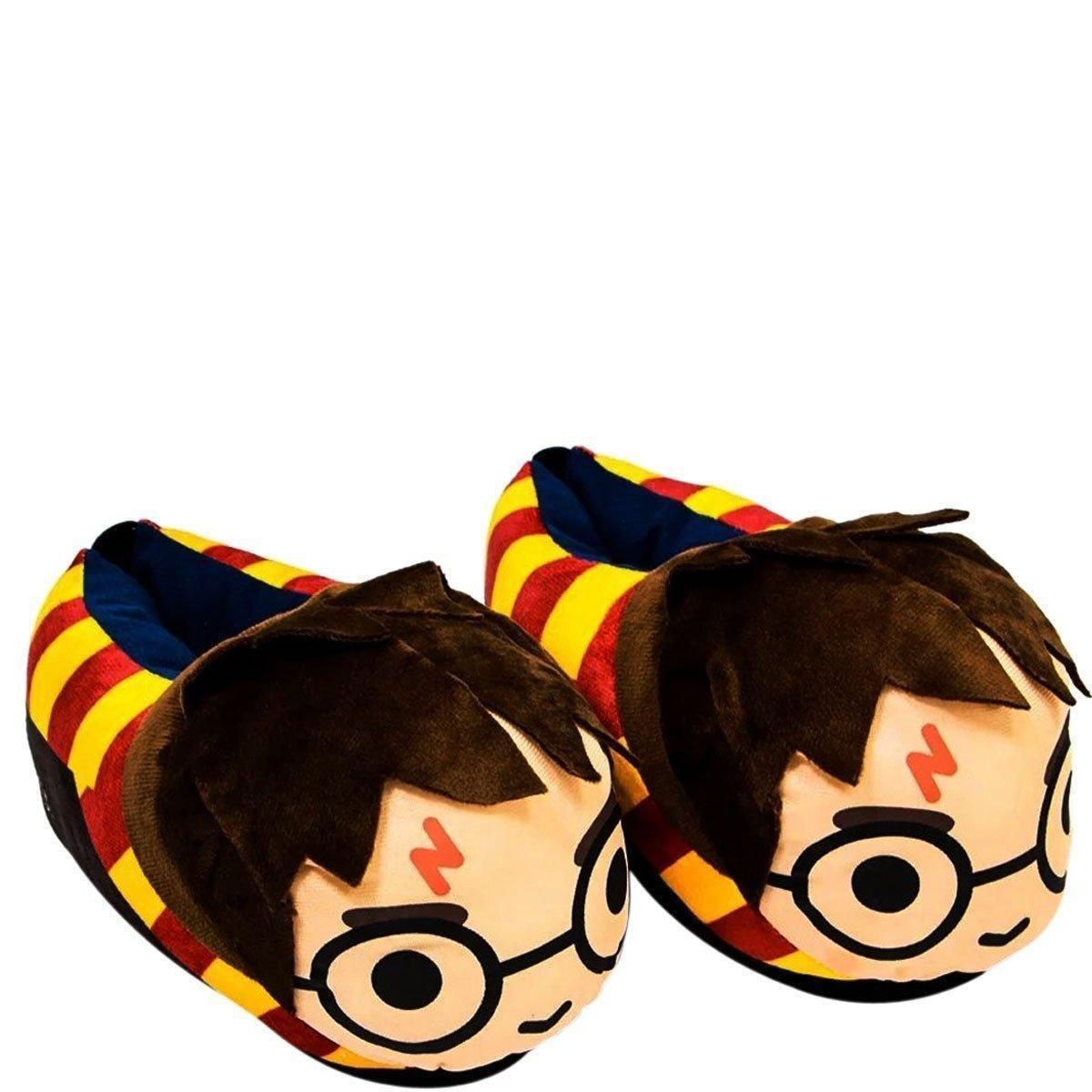 Pantufa Unissex Harry Potter 33/35