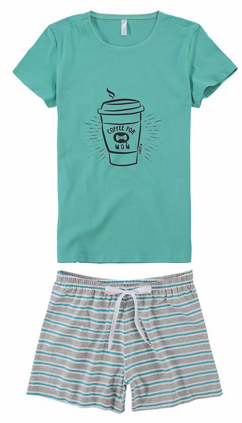 Pijama Coffee Mãe