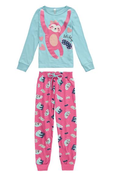 Pijama Preguiça