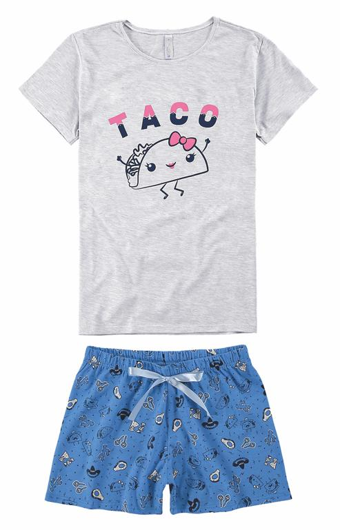 Pijama Taco Mãe