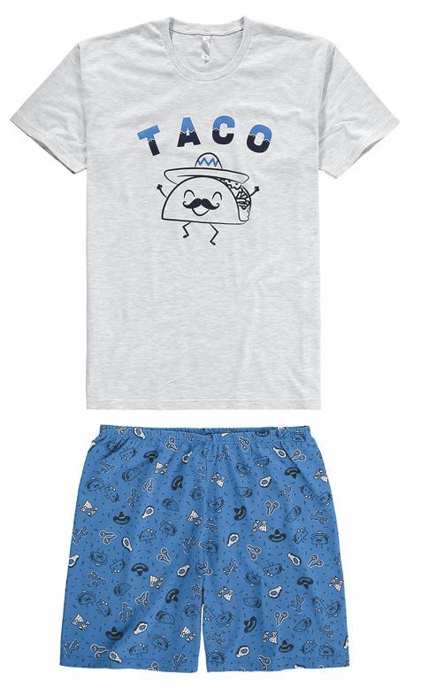 Pijama Taco Pai
