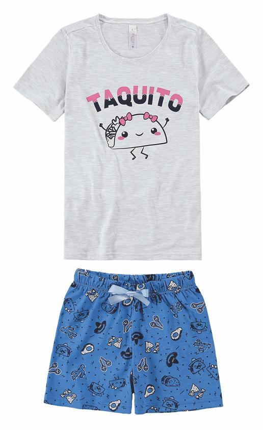 Pijama Taquito Filha