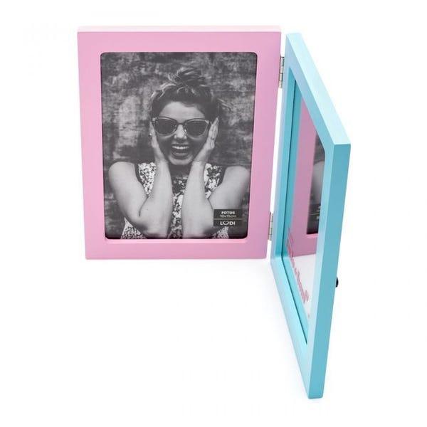 Porta Retrato com Espelho Tudo de Bom