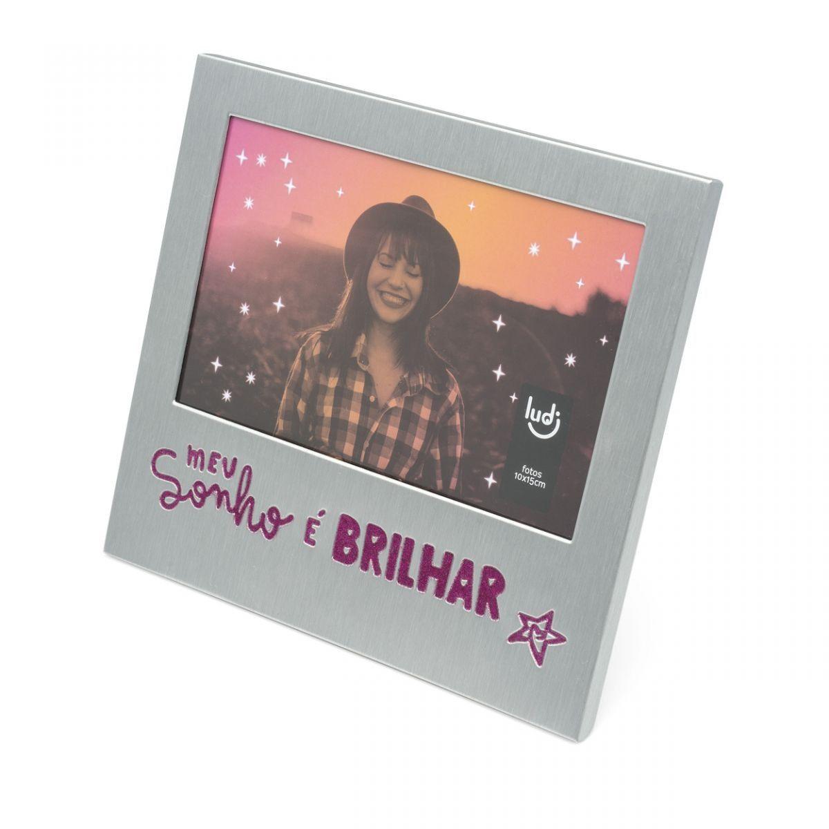 Porta Retrato Glitter