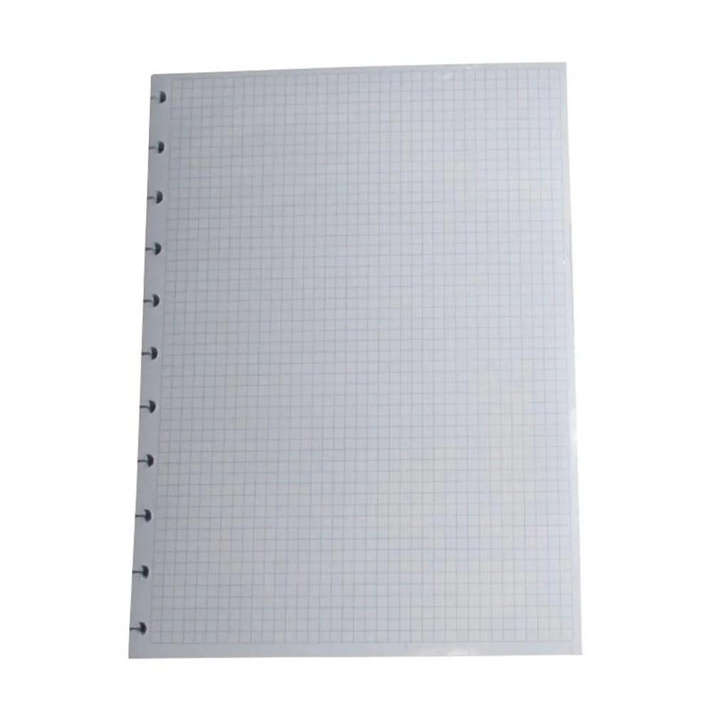 Refil Quadriculado Caderno Inteligente - Grande 90 g