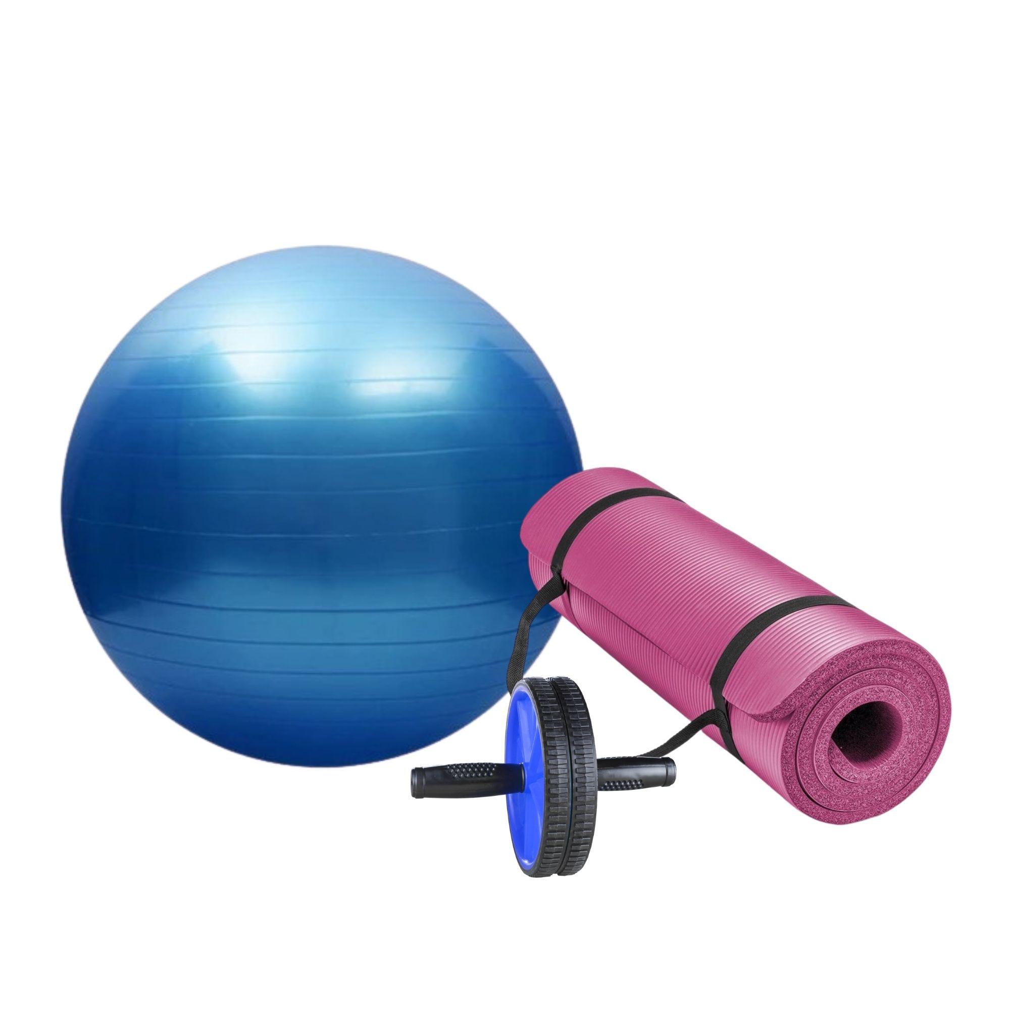 Kit Pilates e Yoga em Casa - Basic
