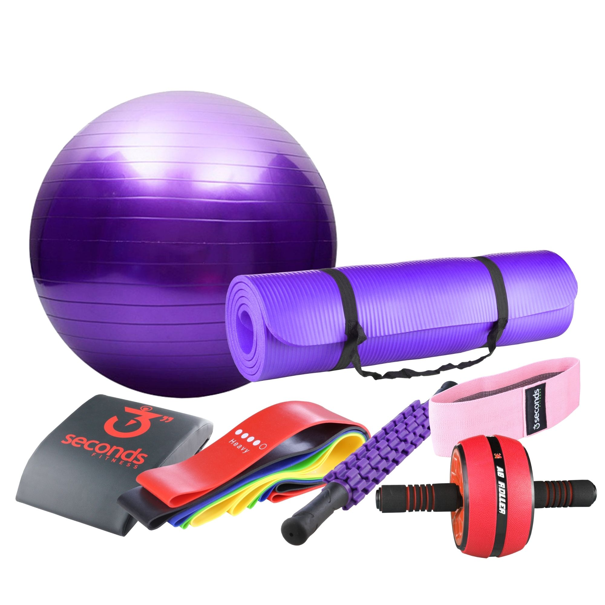 Kit Yoga e Pilates FULL