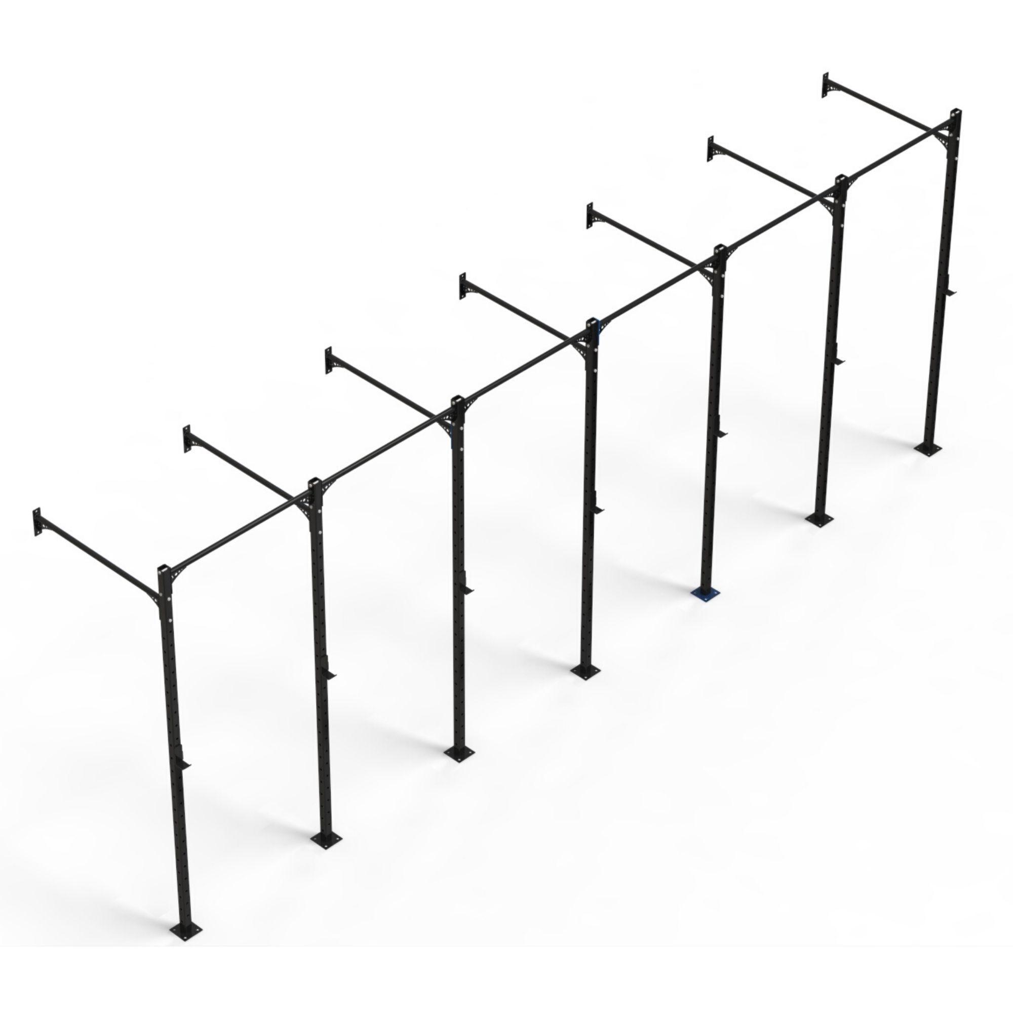 Rack para Crossfit 6 Baias