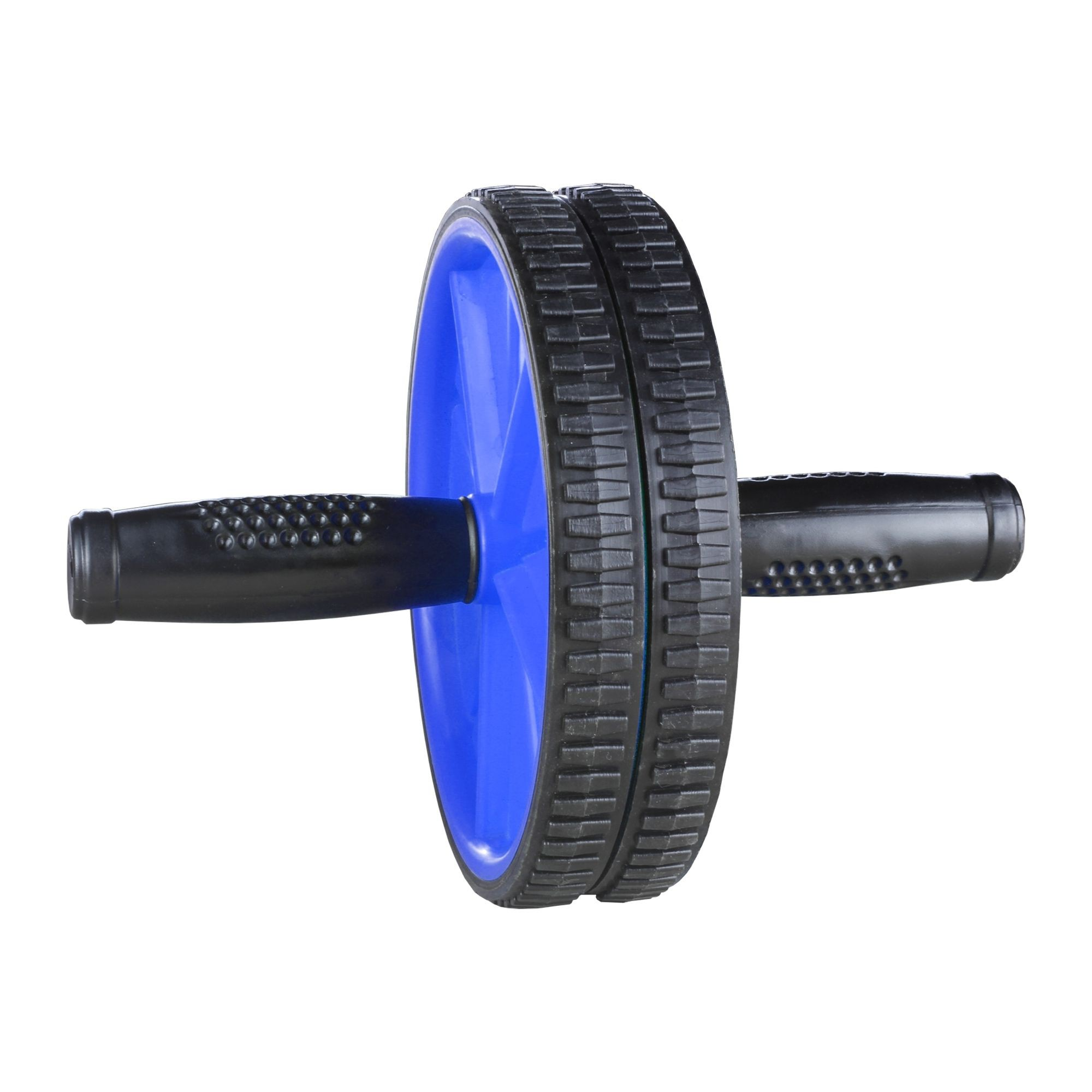 Roda Abdominal - Ab Wheel STD Azul