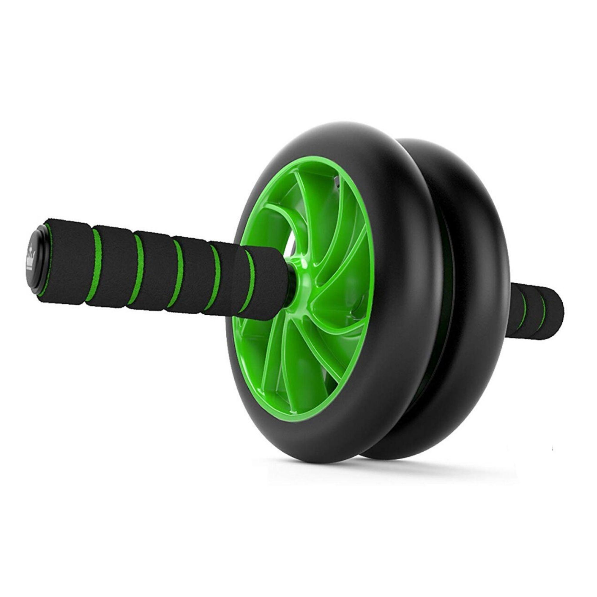 Roda para Exercício Abdominal Ab Wheel