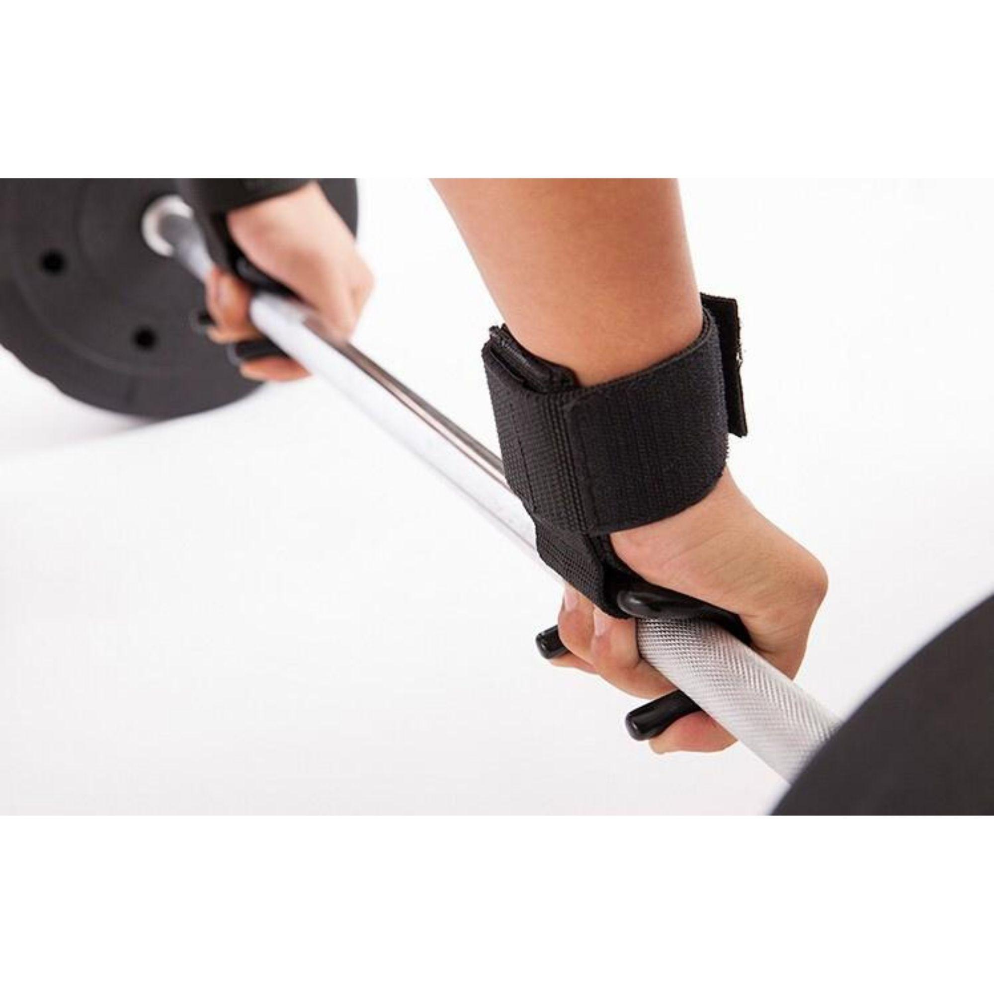 Strap com Gancho - Grip, Munhequeira, Hook Wrist