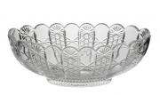 Centro De Mesa Cristal  Princess Transparente