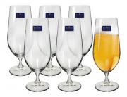 Jogo 6 Taças Cerveja Cristal Colibri 380ml Bohemia