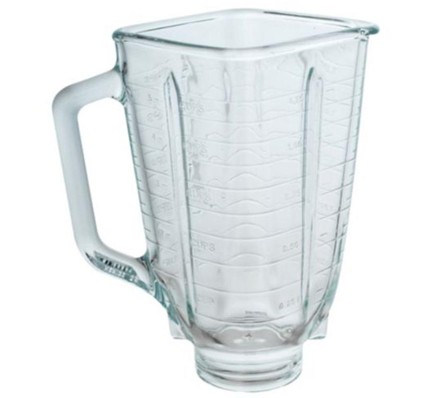 Jarra De Vidro Para Liquidificador Oster Clássico 1.25 Litros