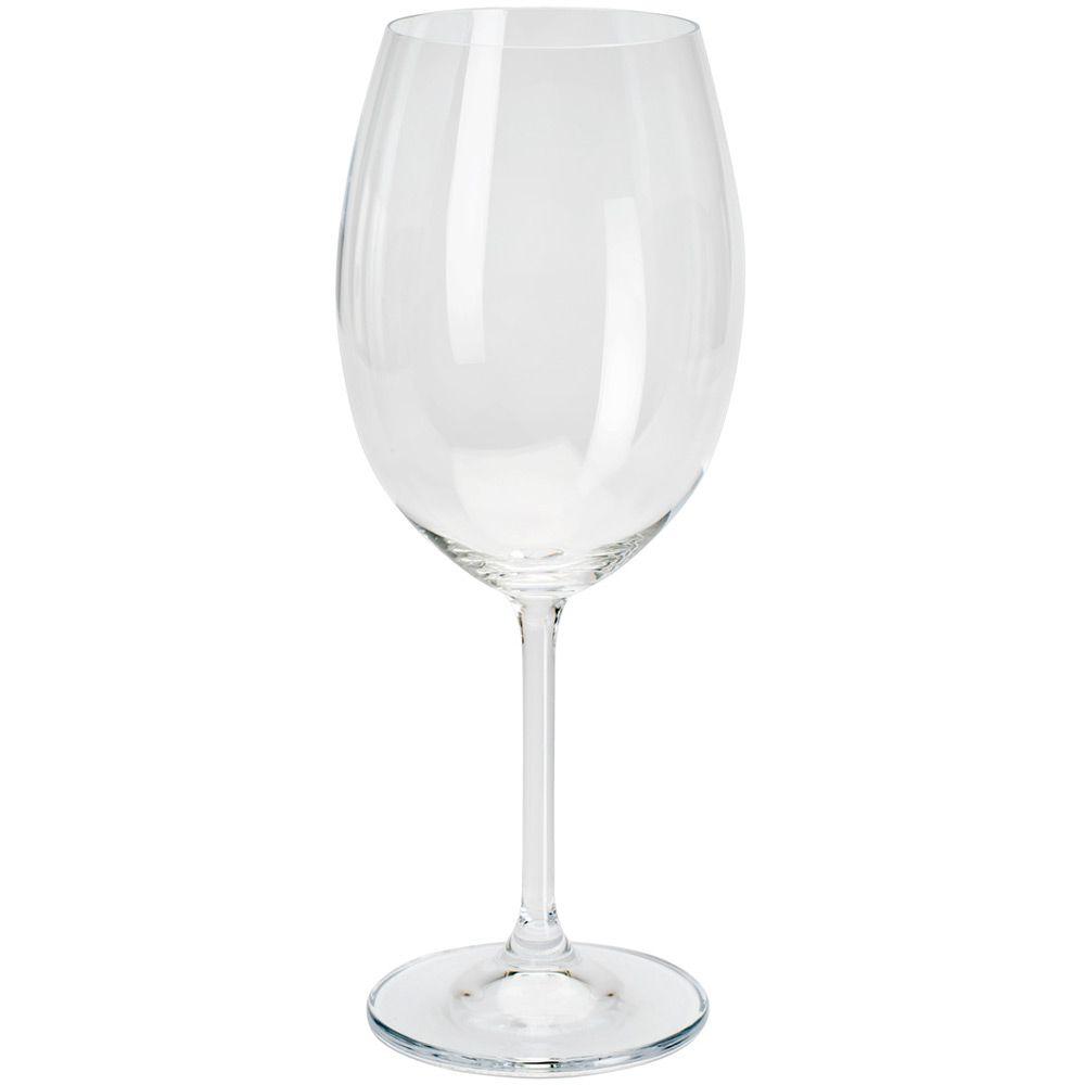 Jogo de Taça de Vinho Colibri 450 ml 6 peças - Bohemia