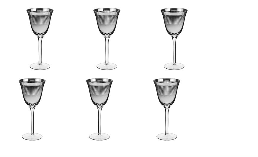 Taças Para Vinho Home&Co Magnus 300 ml